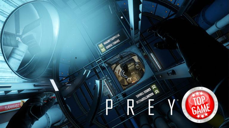 Review Prey