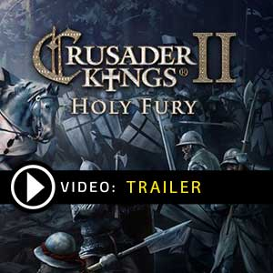 Comprar Crusader Kings 2 Holy Fury CD Key Comparar Precios