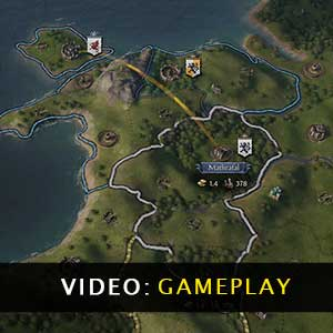Video de juego de Crusader Kings 3
