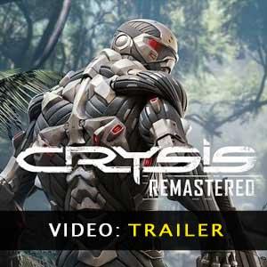 Vídeo del tráiler de Crysis Remastered