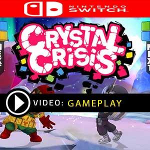 Crystal Crisis Nintendo Switch Precios Digitales o Edición Física