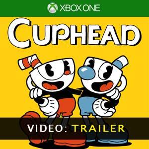Video del trailer de Cuphead