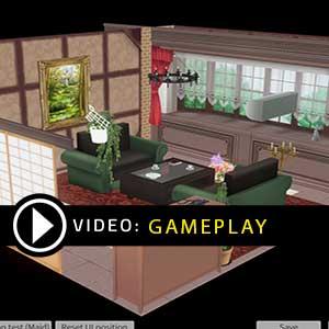 CUSTOM ORDER MAID 3D2 It's a Night Magic Gameplay Video