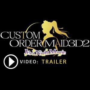Comprar CUSTOM ORDER MAID 3D2 It's a Night Magic CD Key Comparar Precios