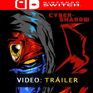 Cyber Shadow Nintendo Switch Vídeo del tráiler