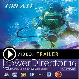 Buy Comprar CyberLink PowerDirector 16 Ultimate CD Key Comparar Precios