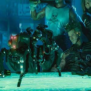 Cyberpunk 2077 Robot Militech