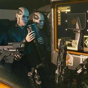 Cyberpunk 2077 Armas