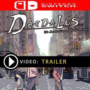Daedalus The Awakening of Golden Jazz Nintendo Switch Precios Digitales o Edición Física