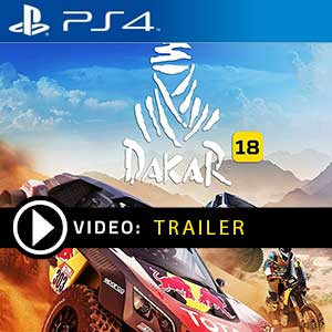 Dakar 18 PS4 Prices Digital or Box Edicion
