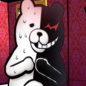 Danganronpa Trigger Happy Havoc Monokuma