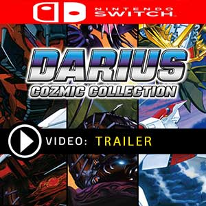 Comprar Darius Cozmic Collection Nintendo Switch Barato comparar precios