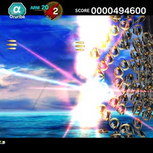 DARIUSBURST Chronicle Saviours Gameplay