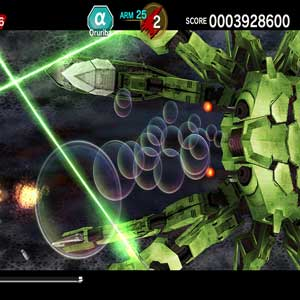 DARIUSBURST Chronicle Saviours Batalla