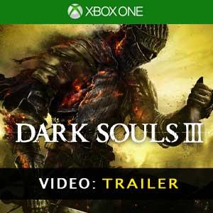 Dark Souls 3 Vídeo del tráiler