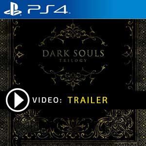 Dark Souls Trilogy PS4 Precios Digitales o Edición Física