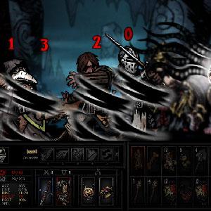 Darkest Dungeon Héroes