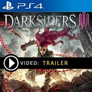 Darksiders 3 PS4 Precios Digitales o Edición Física