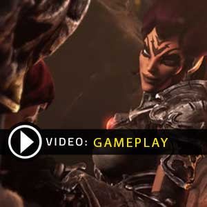 Darksiders 3 Gameplay Video