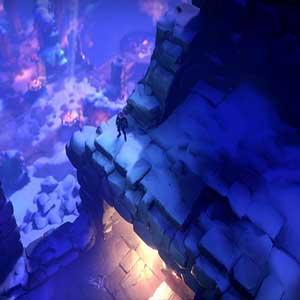 Darksiders Genesis - Borde del acantilado