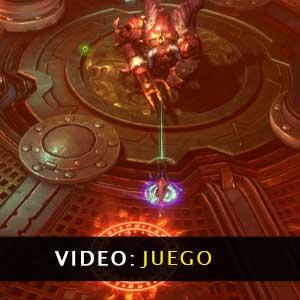 Darksiders Genesis Video del juego