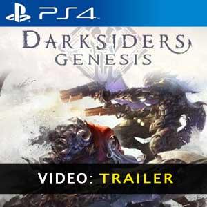 Darkriders Genesis PS4 Video dela campaña