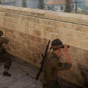 Asesinar al enemigo oficiales