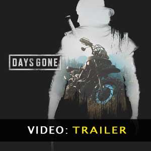 Days Gone Vídeo del tráiler
