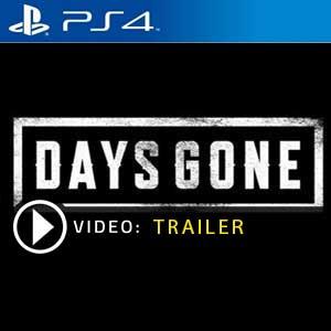 Comprar Days Gone PS4 Code Comparar Precios