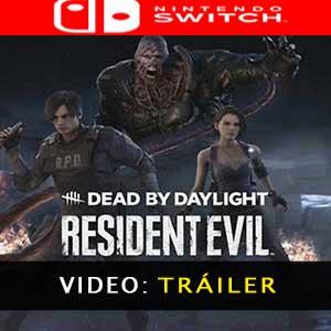 Dead by Daylight Resident Evil Chapter Nintendo Switch Vídeo Del Tráiler