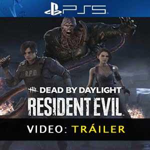 Dead by Daylight Resident Evil Chapter PS5 Vídeo Del Tráiler