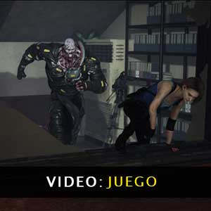 Dead by Daylight Resident Evil Chapter Vídeo Del Juego