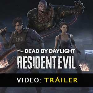 Dead by Daylight Resident Evil Chapter Vídeo Del Tráiler