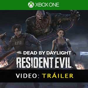 Dead by Daylight Resident Evil Chapter Xbox One Vídeo Del Tráiler