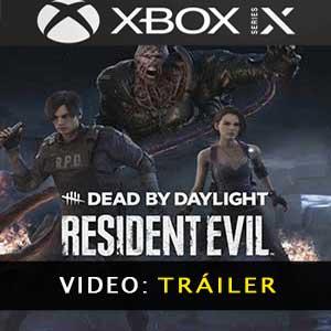 Dead by Daylight Resident Evil Chapter Xbox Series X Vídeo Del Tráiler