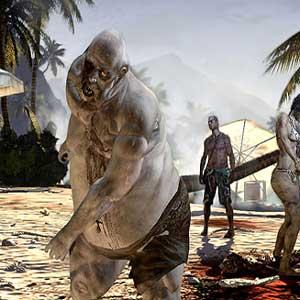 Dead Island Grupo de zombies