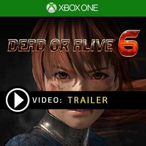 Comprar Dead or Alive 6 Xbox One Barato Comparar Precios