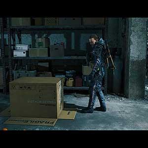 Death Stranding Director's Cut PS5 Caja De Cartón