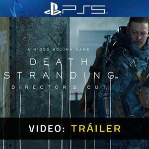 Death Stranding Director's Cut PS5 Vídeo En Tráiler
