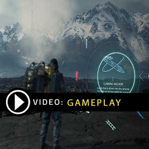 Death Stranding PS4 Gameplay Video