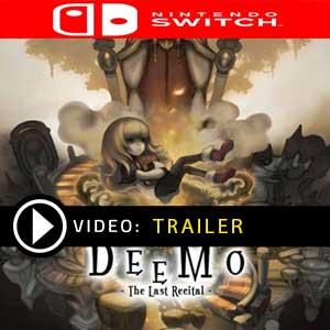 Comprar Deemo The Last Recital Nintendo Switch Barato comparar precios
