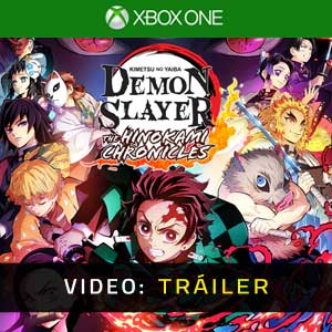 Demon Slayer Kimetsu no Yaiba The Hinokami Chronicles Xbox One Vídeo En Tráiler