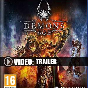 Comprar Demons Age CD Key Comparar Precios