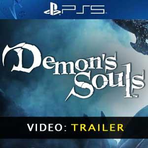 Demon's Souls PS5 Vídeo Del Tráiler