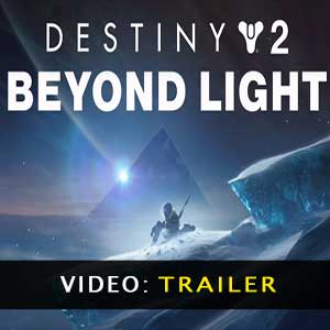 Destiny 2 Beyond Light Video del Trailer