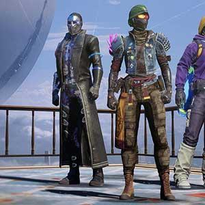 Destiny 2 Bungie 30th Anniversary Pack Set De Ornamento Streetwear