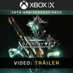 Destiny 2 Bungie 30th Anniversary Pack Xbox Series X Vídeo En Tráiler