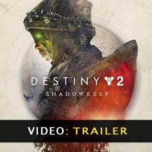 Destiny 2 El Bastión de las Sombras Video Trailer