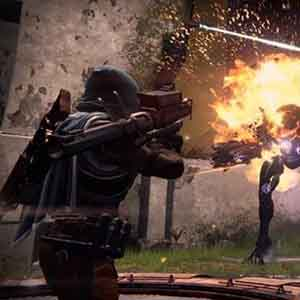 Destiny Xbox One - Explosion