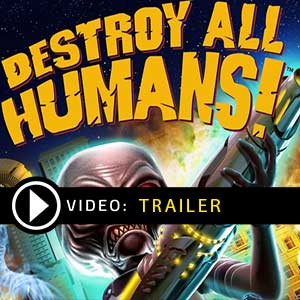 Comprar Destroy All Humans CD Key Comparar precios